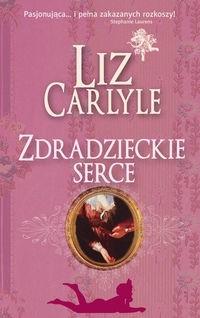 Okładka książki Zdradzieckie serce.