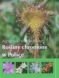 Okładka książki Rośliny chronione w Polsce