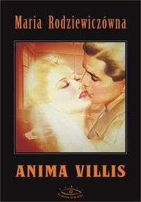 Okładka książki Anima villis