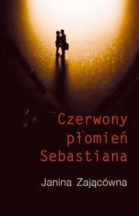 Okładka książki Czerwony płomień Sebastiana