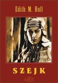Okładka książki Szejk