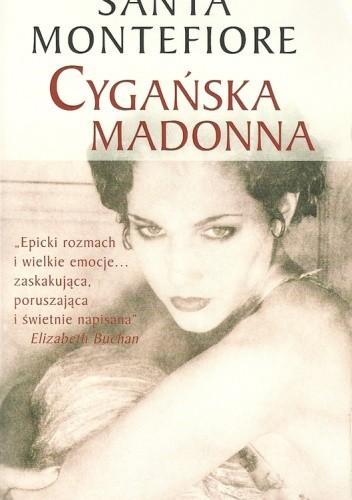 Okładka książki Cygańska madonna