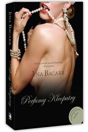 Okładka książki Perfumy Kleopatry