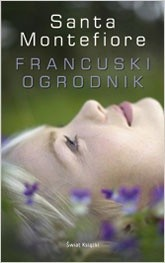 Okładka książki Francuski ogrodnik