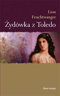 Okładka książki Żydówka z Toledo