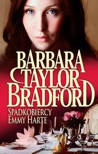 Okładka książki Spadkobiercy Emmy Harte