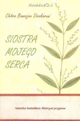 Okładka książki Siostra mojego serca