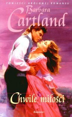 Okładka książki Chwile miłości