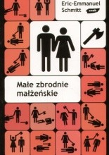 Okładka książki Małe zbrodnie małżeńskie
