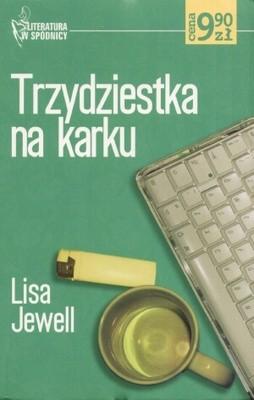 Okładka książki Trzydziestka na karku