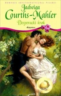 Okładka książki Desperacki krok
