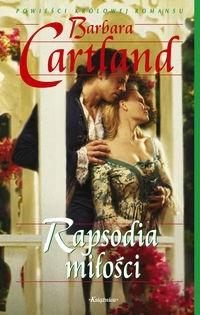 Okładka książki Rapsodia miłości