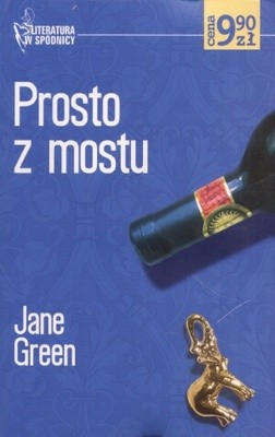 Okładka książki Prosto z mostu