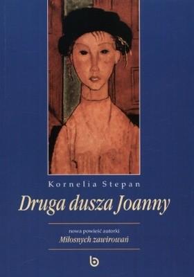 Okładka książki Druga dusza Joanny