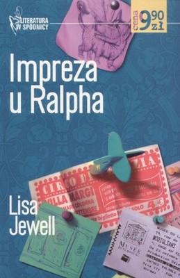 Okładka książki Impreza u Ralpha