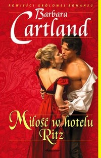 Okładka książki Miłość w hotelu Ritz