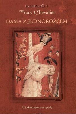 Okładka książki Dama z jednorożcem