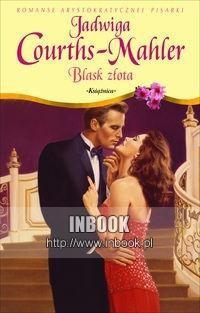 Okładka książki Blask złota