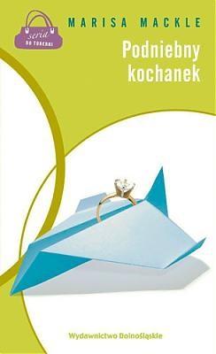 Okładka książki Podniebny kochanek