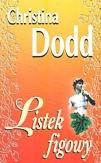 Okładka książki Listek figowy