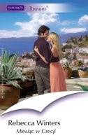 Okładka książki Miesiąc w Grecji