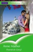 Okładka książki Powrót do Grecji
