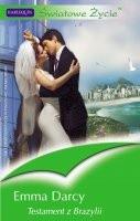 Okładka książki Testament z Brazylii