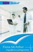 Okładka książki Zagadkowa pielęgniarka