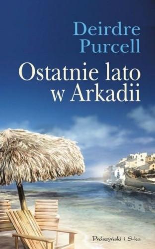 Okładka książki Ostatnie lato w Arkadii
