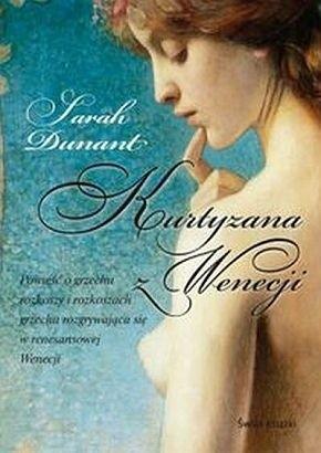 Okładka książki Kurtyzana z Wenecji