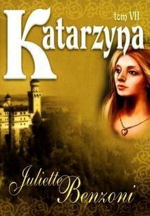 Okładka książki Katarzyna 7