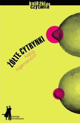 Okładka książki Żółte cytrynki