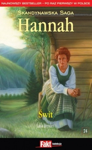 Okładka książki Świt