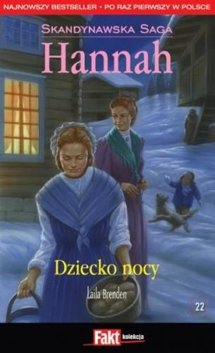 Okładka książki Dziecko nocy