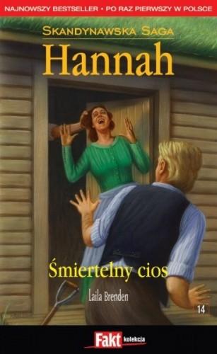 Okładka książki Śmiertelny cios