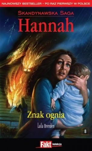 Okładka książki Znak ognia