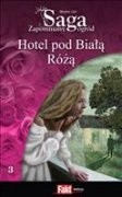 Okładka książki Hotel pod Białą Różą
