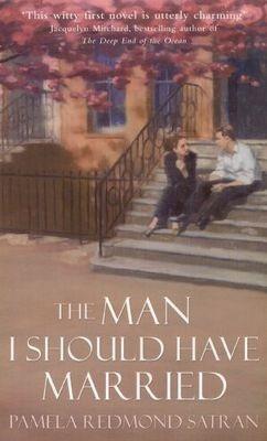 Okładka książki The man I should have married