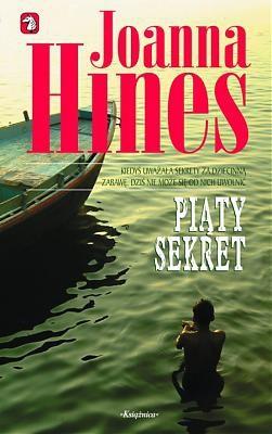 Okładka książki Piąty sekret