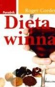 Okładka książki Dieta winna. Poradnik