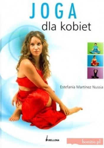 Okładka książki Joga dla kobiet