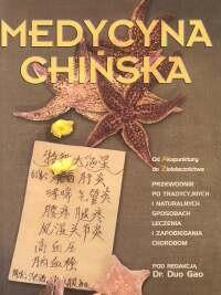 Okładka książki Medycyna chińska
