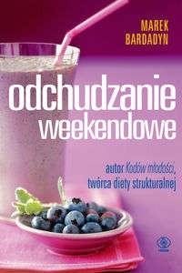 Okładka książki Odchudzanie weekendowe