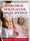 Okładka książki Zdrowie seksualne mężczyzny w pytaniach i odpowiedziach