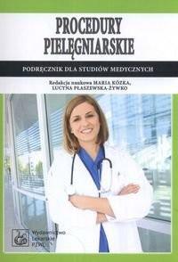 Okładka książki Procedury Pielęgniarskie