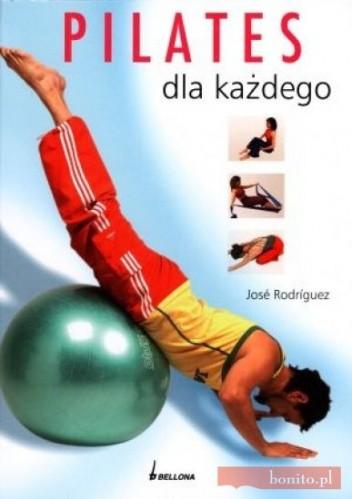 Okładka książki Pilates Dla Każdego
