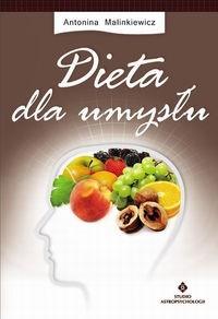 Okładka książki Dieta dla umysłu
