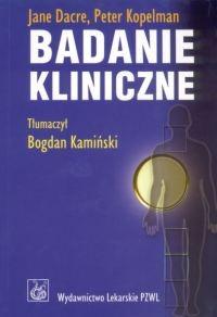 Okładka książki Badanie kliniczne
