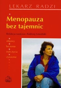 Okładka książki Menopauza bez tajemnic