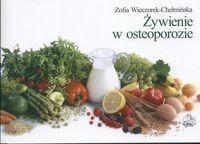 Okładka książki żywienie w osteoporozie